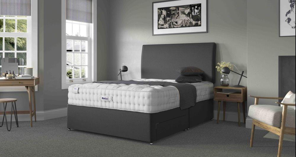 Relyon Wool 2100 Pocket Spring Elite Divan Bed