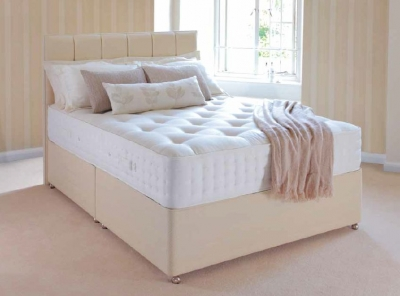Relyon Contract Support 1500 Pocket Sprung Divan Bed