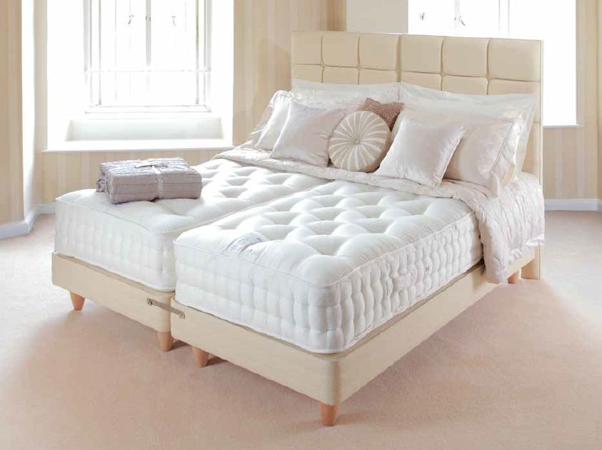 Relyon Contract Luxury 2200 Pocket Sprung Divan Bed