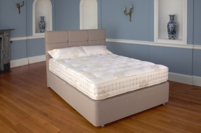 Relyon Marlow Fabric Divan Bed