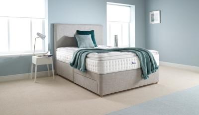 Relyon Natural Eminence 2150 Pocket Sprung Divan Bed