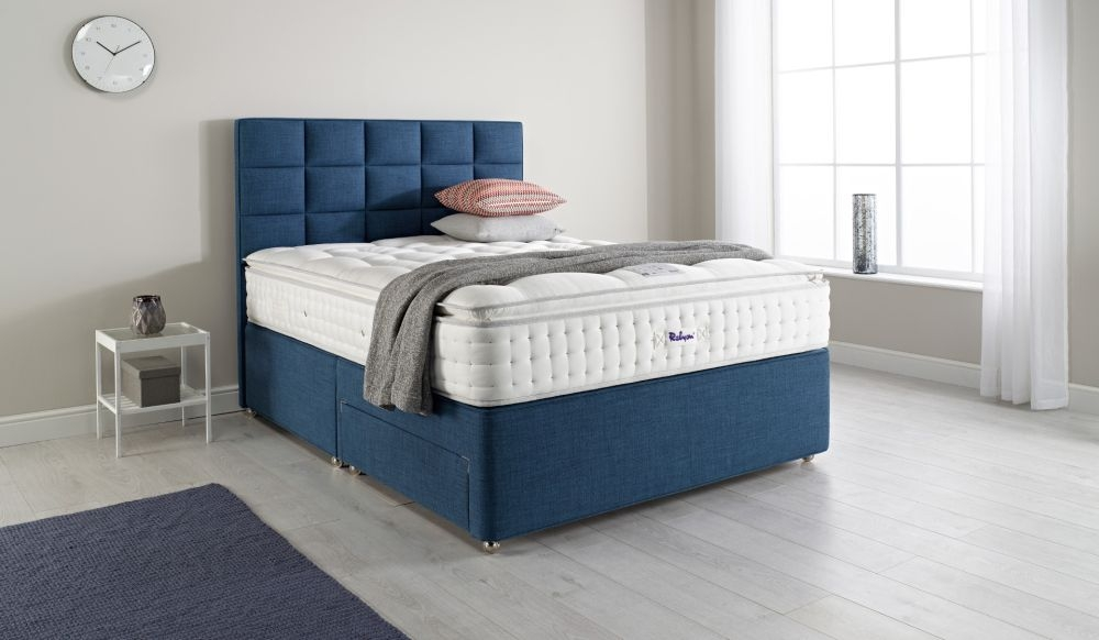 Relyon Lattex Opulence 2950 Pocket Sprung Divan Bed