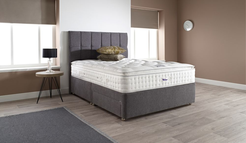 Relyon Memory Radiance 2250 Pocket Sprung Divan Bed