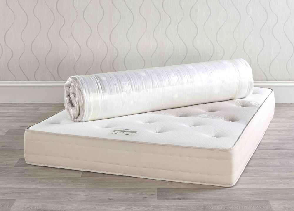 Relyon Natural 1050 Pocket Spring Elite Rolled Mattress