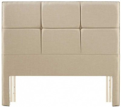 Relyon Contemporary Fabric Floor Standing Headboard