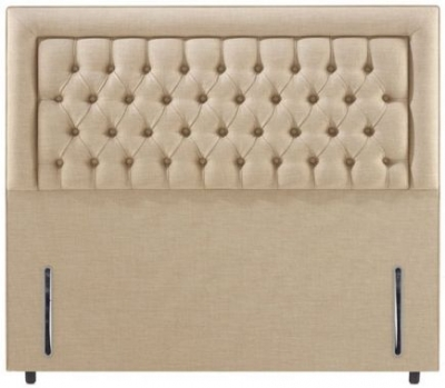 Relyon Grand Fabric Floor Standing Headboard
