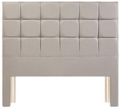 Relyon Consort Fabric Floor Standing Headboard