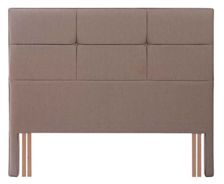 Relyon Contemporary Fabric Slim Headboard