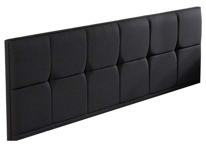 Relyon Deep Buttoned Fabric Headboard