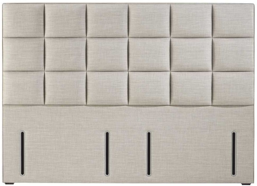Relyon Matrix Fabric Floor Standing Headboard