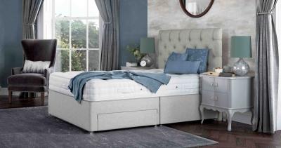 Relyon Tatworth 1400 Pocket Sprung Divan Bed