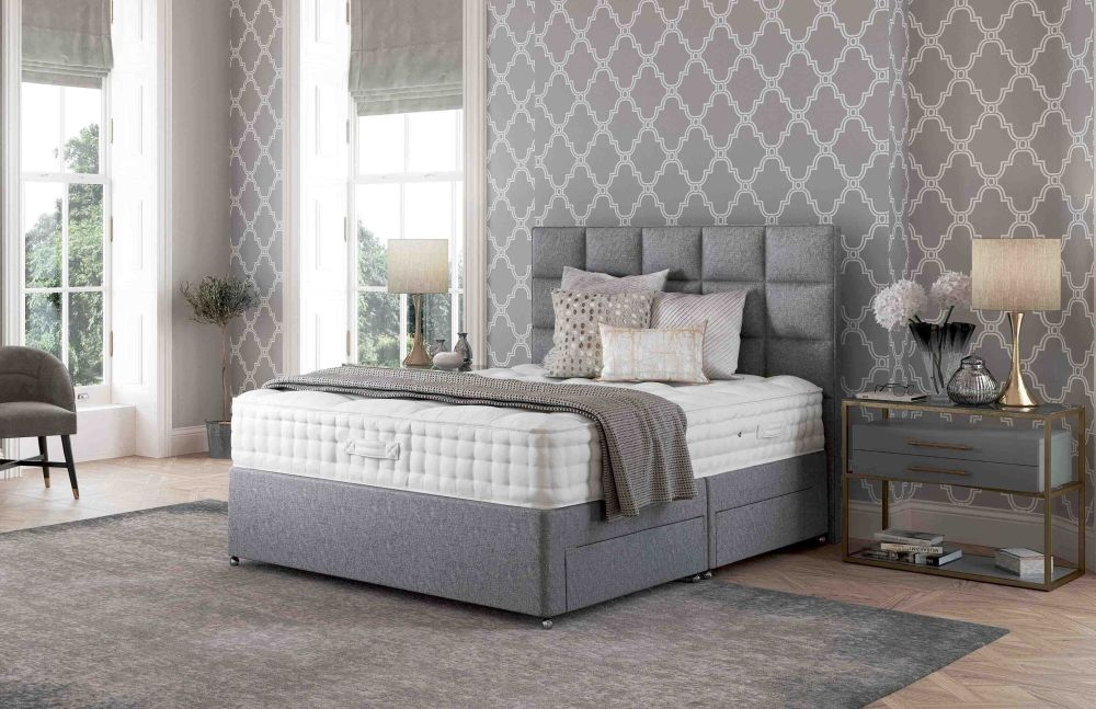 Relyon Alford 2000 Pocket Sprung Divan Bed