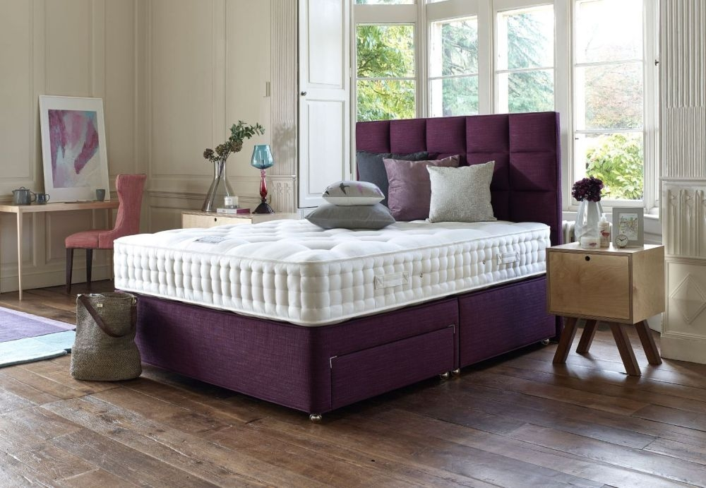 Relyon Balmoral 2000 Pocket Sprung Divan Bed
