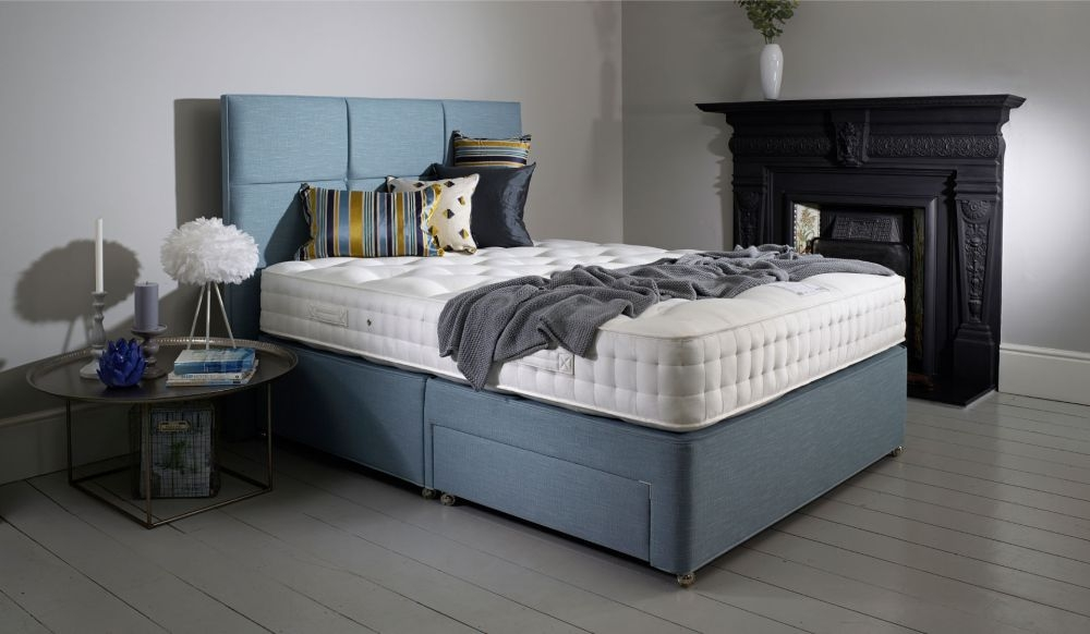 Relyon Braemar 1400 Pocket Sprung Divan Bed