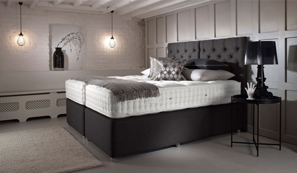 Relyon Marquess 2200 Pocket Sprung Divan Bed