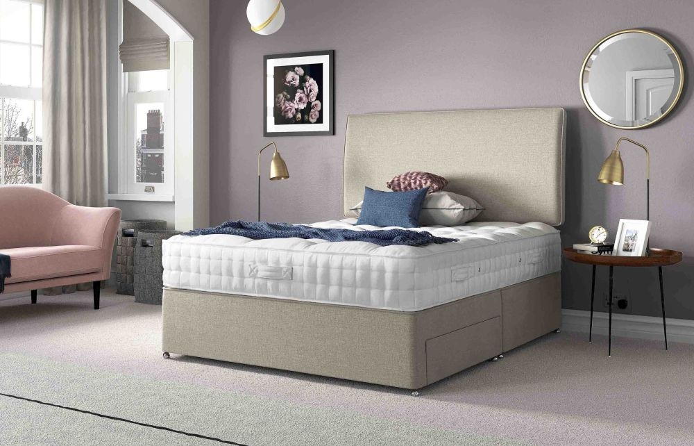Relyon Pitney 1750 Pocket Sprung Divan Bed