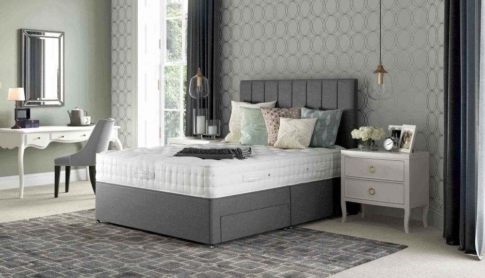 Relyon Rimpton 1200 Pocket Sprung Divan Bed
