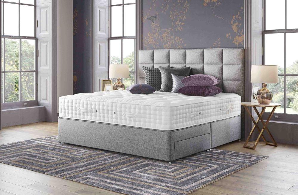 Relyon Wayford 2400 Pocket Sprung Divan Bed