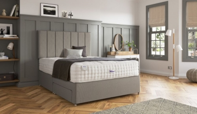 Relyon Luxury Alpaca 2550 Pocket Sprung Divan Bed