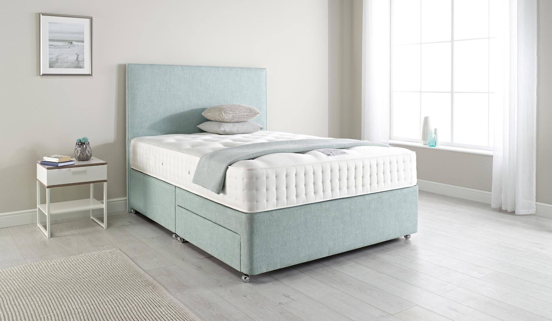 Relyon Majestic 1200 Pocket Sprung Divan Bed