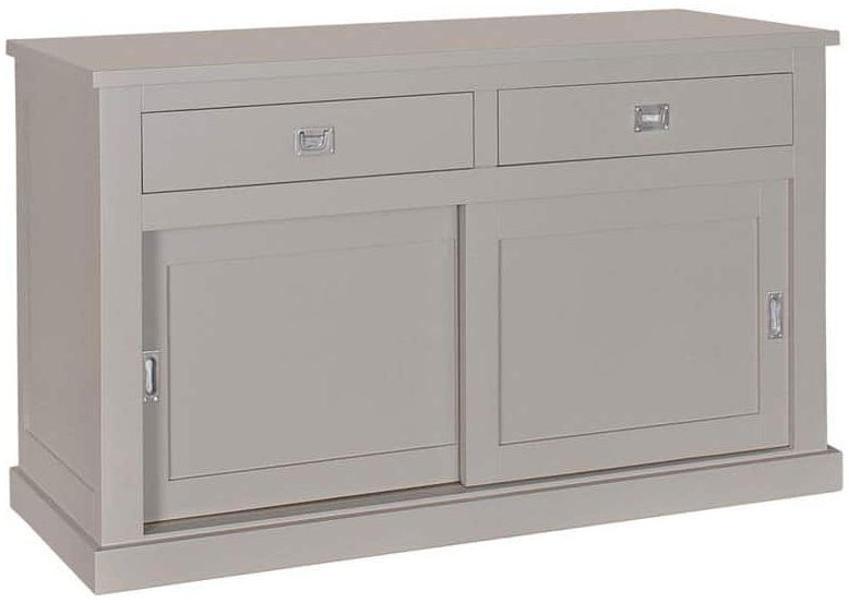 Boxx Painted Sideboard - 2 Door 2 Drawer 1302 DR