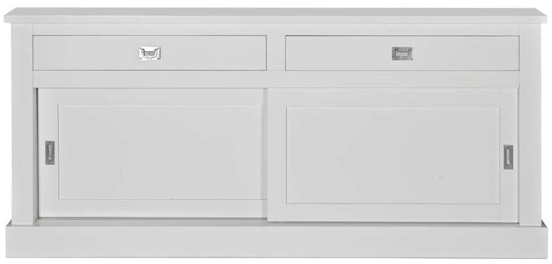 Boxx Painted Sideboard - 2 Door 2 Drawer 1308 DR