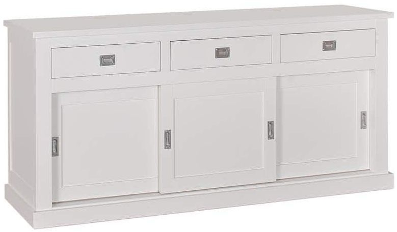 Boxx Painted Sideboard - 3 Door 3 Drawer 1303 DR