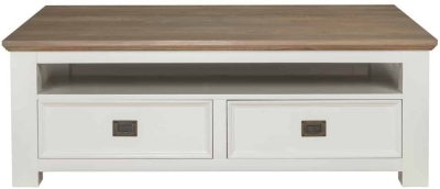 Cardiff 2 Drawer Coffee Table