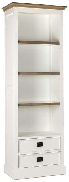 Cardiff Oak Bookcase