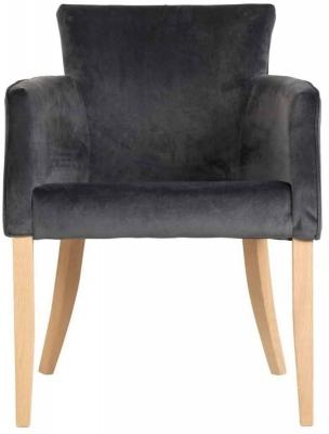 Sasha Fabric Armchair