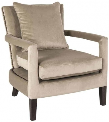 Candice Fabric Armchair