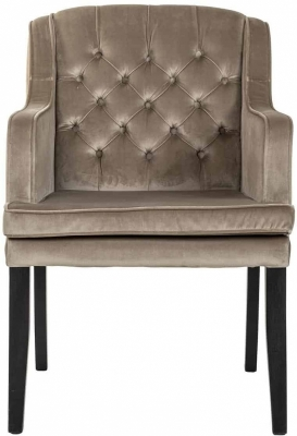 Brooklyn Fabric Armchair