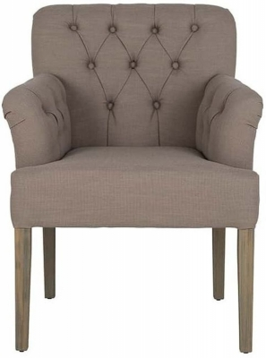 Jacky Fabric Armchair