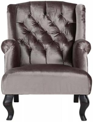 Memphis Fabric Armchair