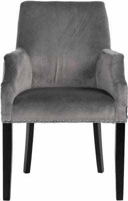 Nova Linen Fabric Armchair