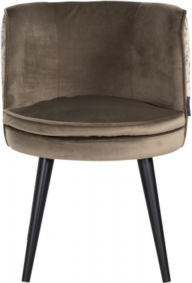 Moris Fabric Chair