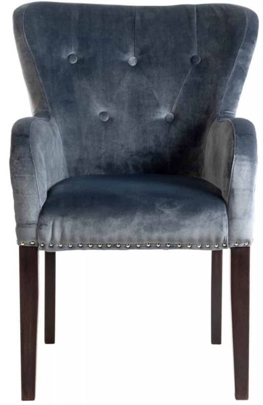 Ivy Fabric Armchair
