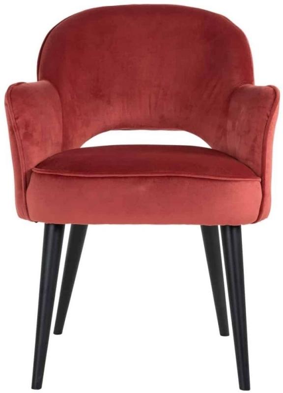 James Fabric Armchair