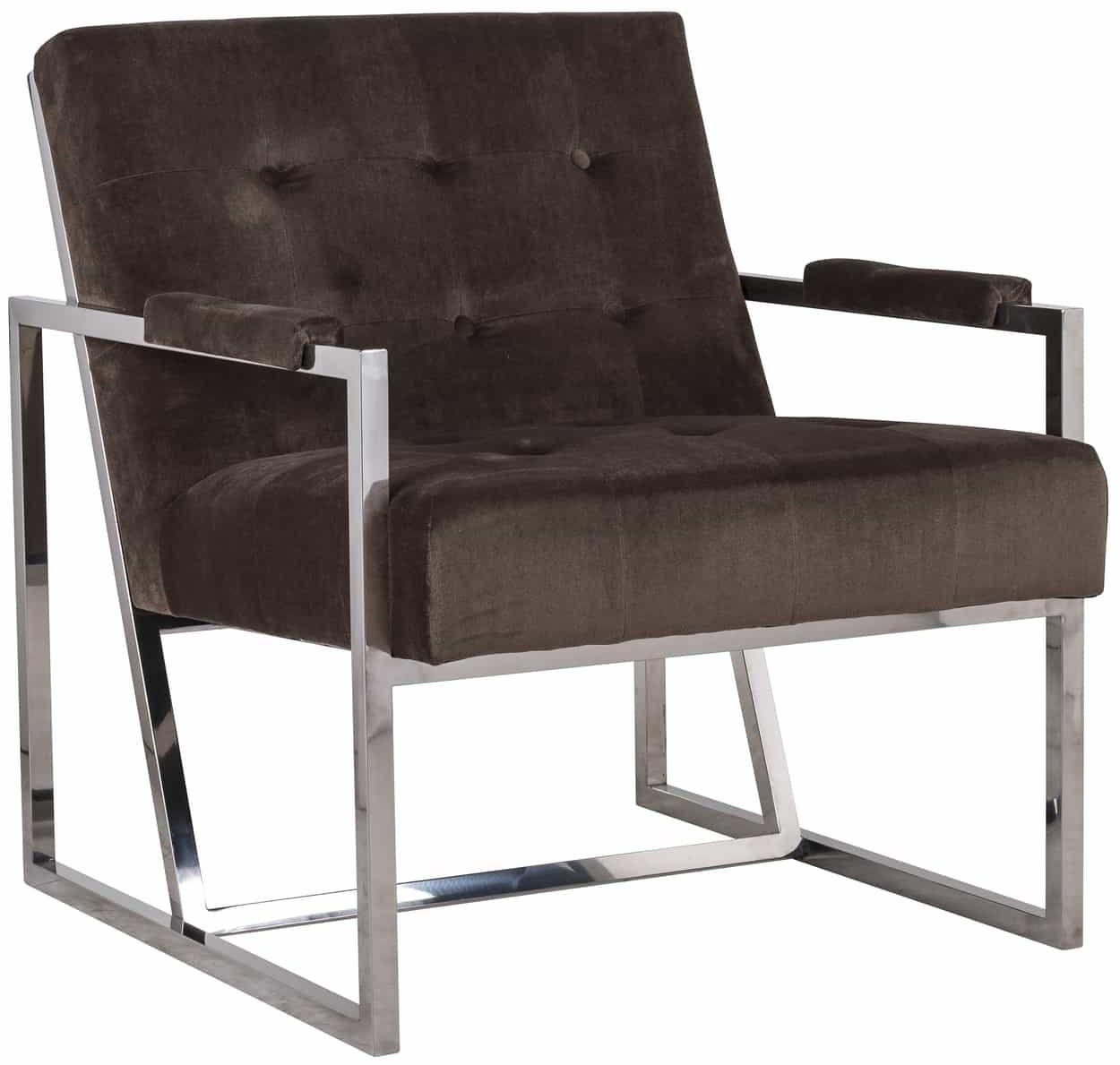 Bentley Juke Brown Armchair
