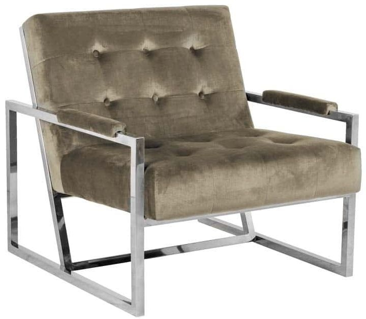 Bentley Juke Taupe Armchair