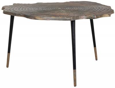 Sherman Aluminium Coffee Table