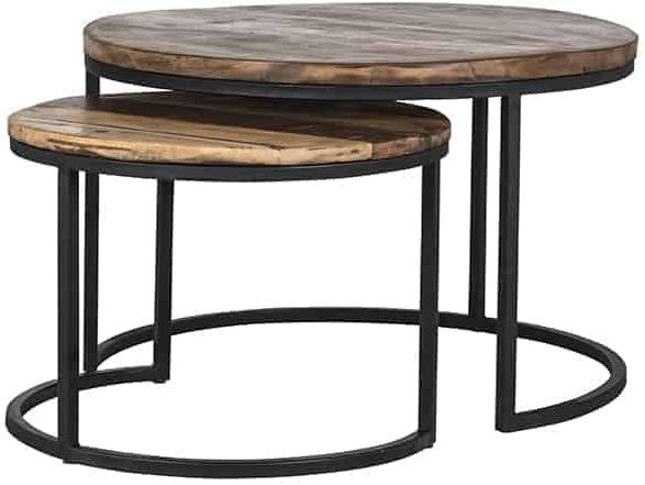 Brooke Coffee Table (Set of 2)