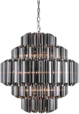 Yara Silver Hanging Lamp