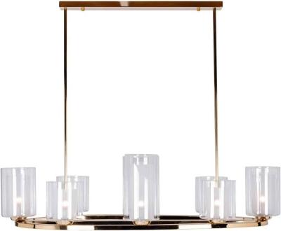 Baele 8 Candle Holder Hanging Lamp