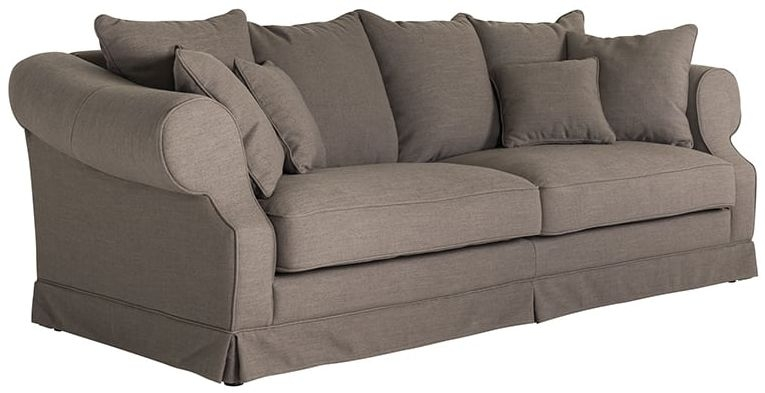 Isabella 3 seater Sofa with Loose Cushions