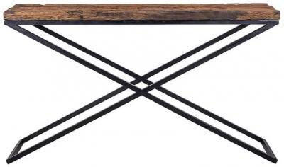 Kensington Industrial Console Table