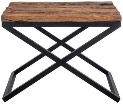 Kensington Industrial Side Table