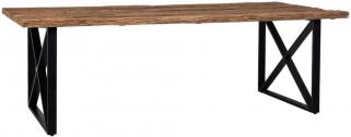 Kensington Industrial Dining Table - 180cm
