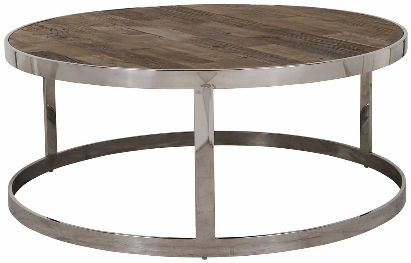 Maddox Round Coffee Table