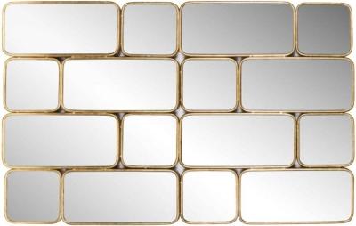 Birche Gold 16 Mirror - 73cm x 108.5cm